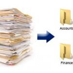 Document Folder to Digital Documents
