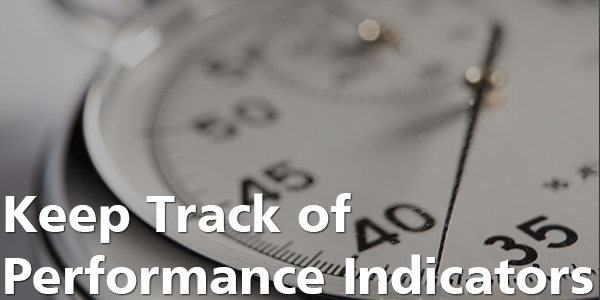 Keeping Track of Performance - Stop Watch