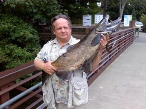 Issaquah Salmon Hatchery Volunteer - Al Ramsay