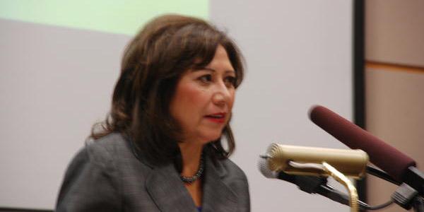 US Secretary of Labor Hilda L. Solis