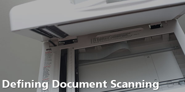 Defining Document Scanning