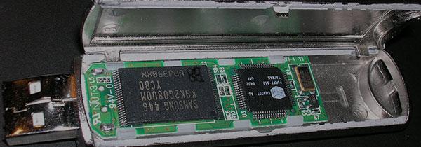 Audit USB Device