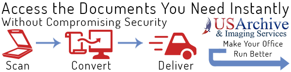 Seattle Area Document Scanning & Imaging (OCR) Services